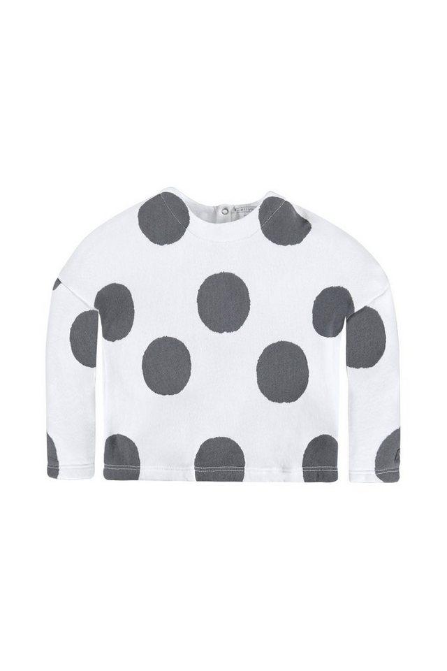 BELLYBUTTON Sweatshirt mit Punkten, Baby in allover/multicolored