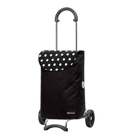 Diese Einkaufstaschen bieten genügend Stauraum für Großeinkäufe und sind gleichzeitig gut zu transportieren.