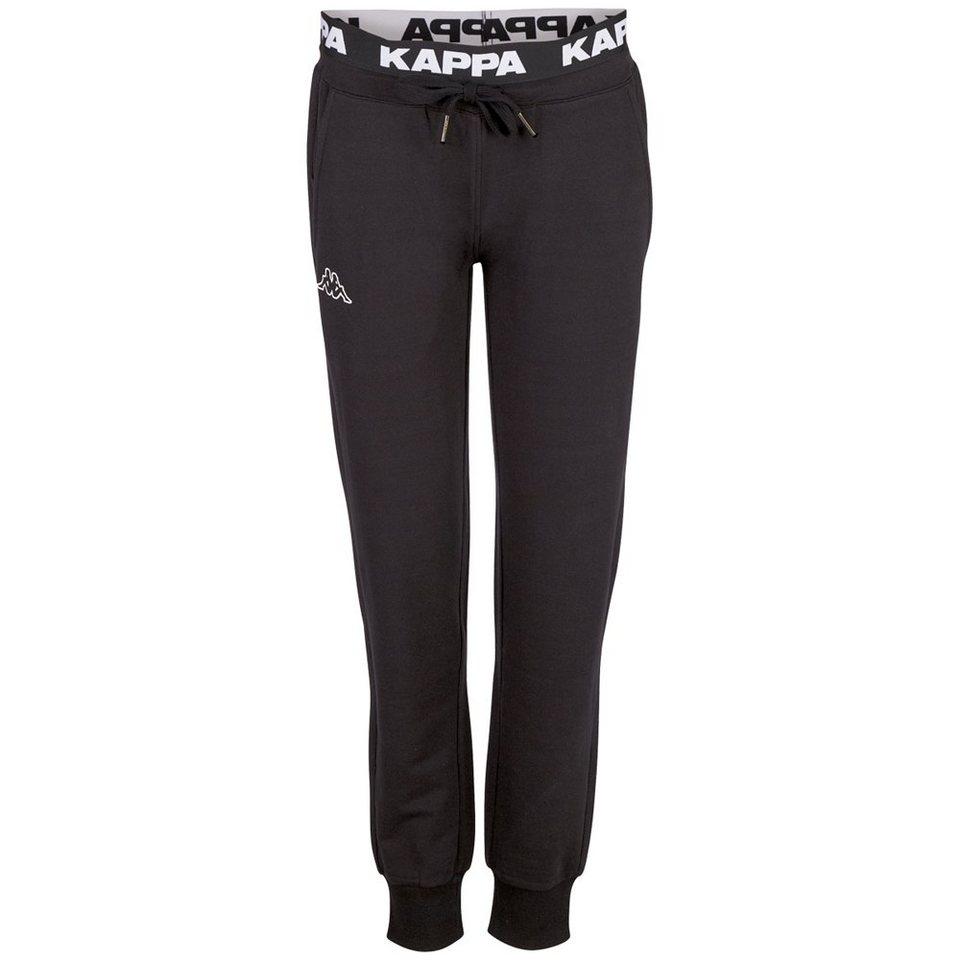 KAPPA Sweathose »WINNIE« in black