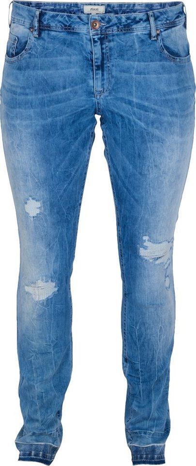 Zizzi Jeans in Blue denim