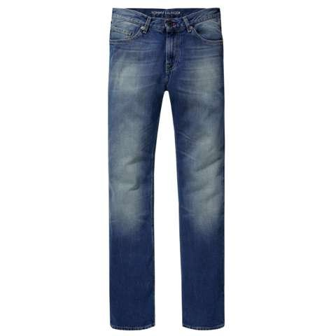 Tommy Hilfiger Jeans »DENTON B LIGHT BLUE STRETCH« in LIGHT BLUE