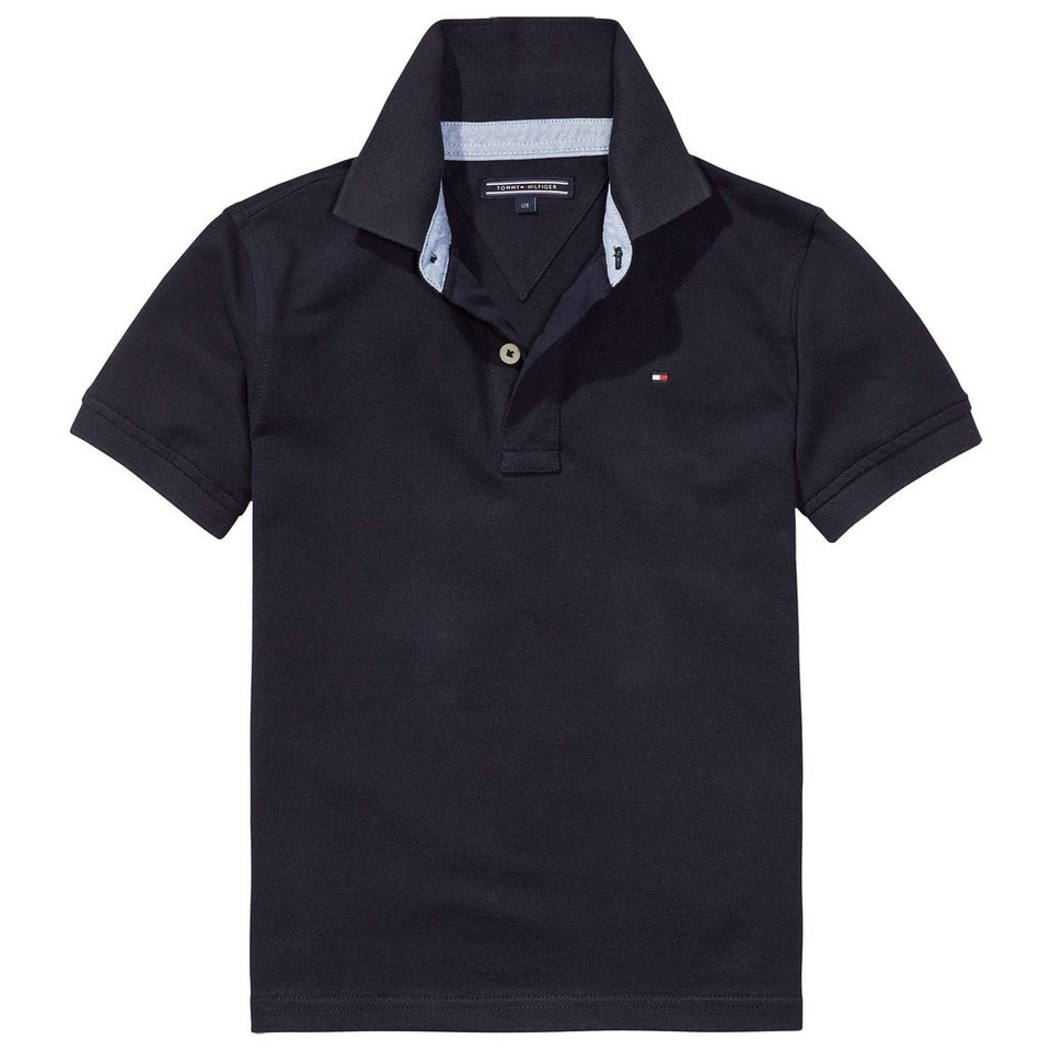 Tommy Hilfiger Poloshirts (kurzarm) »TOMMY POLO S/S.« in Midnight