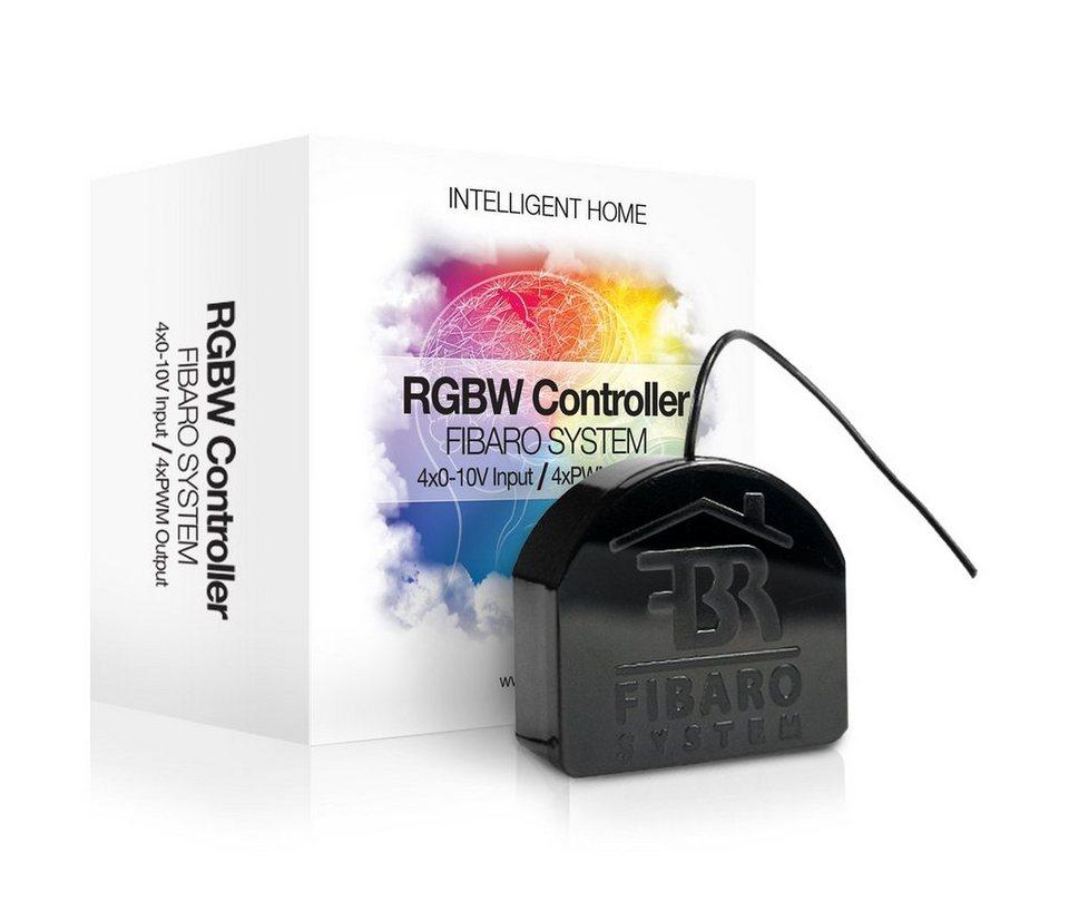 Fibaro Smart Home Zubehör »RGB Modul - Z-Wave« in Schwarz