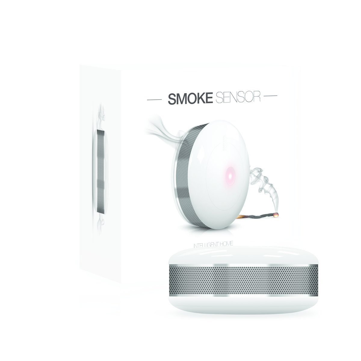 Fibaro Smart Home Zubehör »Rauchwarnmelder - Z-Wave«