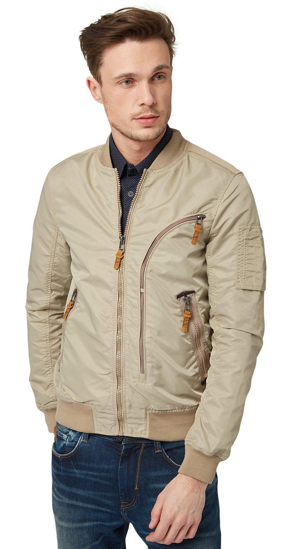 Tom Tailor Jacke »blouson jacket«