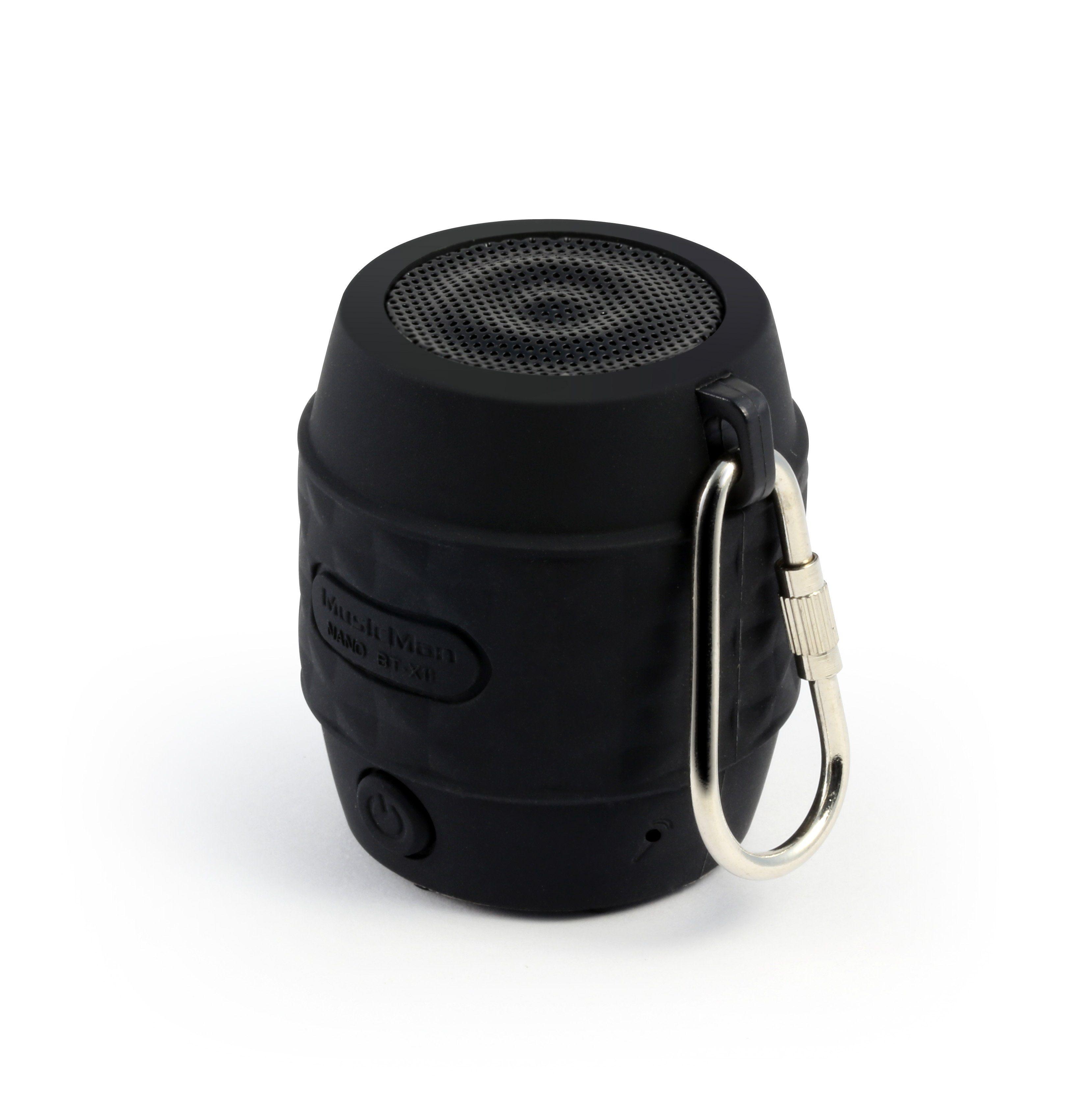 Technaxx Lautsprecher »MusicMan NANO BIKE Bluetooth BT-X19 Schwarz«