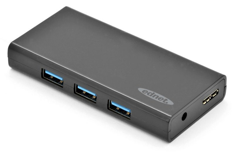 Ednet USB »USB 3.0 Hub, 7-Port«