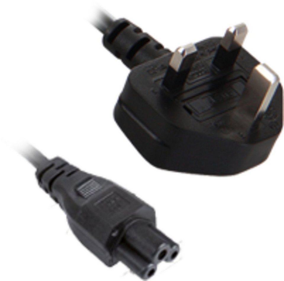 V7 Stromversorgung »V7 POWER CABLE UK NOTEBOOK 2M«