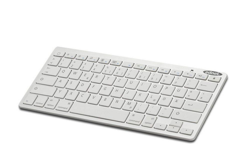 ednet tastatur universal bluetooth tastatur otto. Black Bedroom Furniture Sets. Home Design Ideas