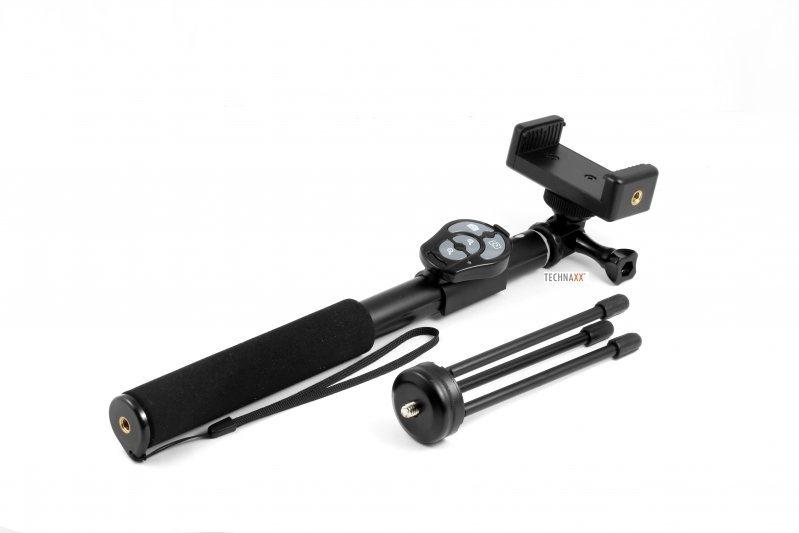 Technaxx Halterung »Selfie Stick Pro BT-X20«