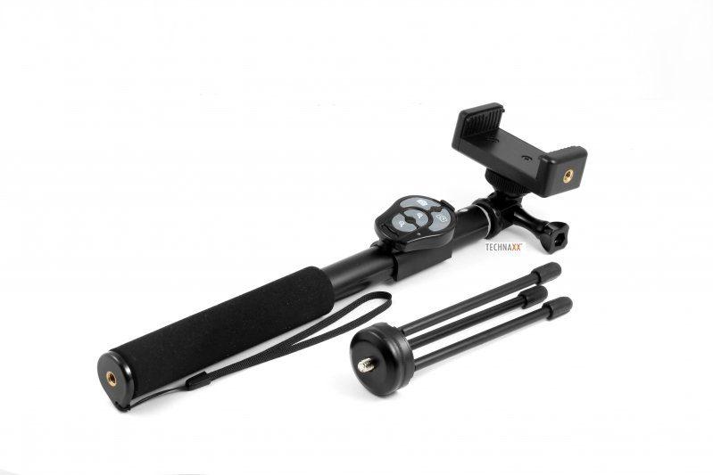 Technaxx Selfie Stick »Pro BT-X20«