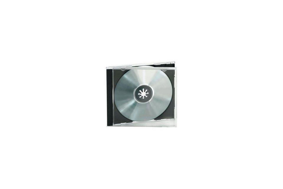 Ednet CD-Tasche »CD Leerhülle 10 Stück/Packung«