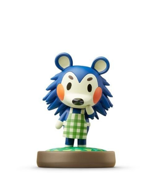 Nintendo Wii U - Spiel »amiibo Animal Crossing Tina«