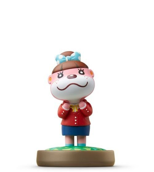 Nintendo Wii U - Spiel »amiibo Animal Crossing Karlotta«
