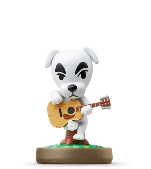 Nintendo Wii U - Spiel »amiibo Animal Crossing K. K. «