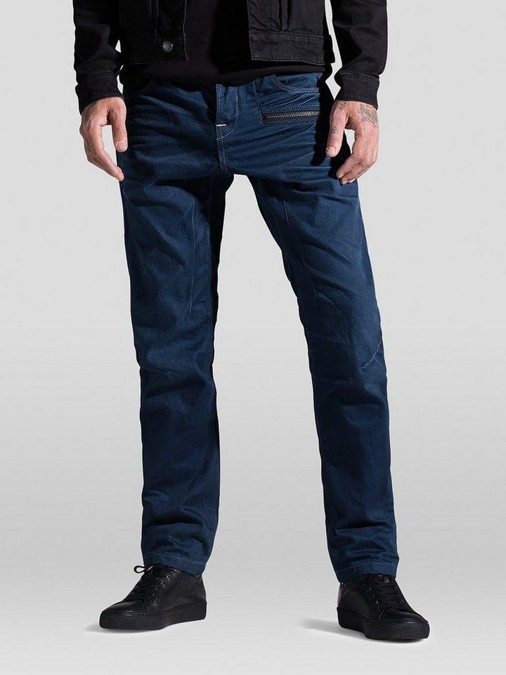 Jack & Jones Stan Carbon Comfort Fit Jeans in Blue Denim