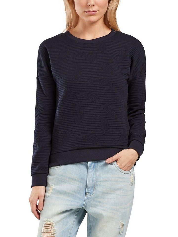 Only Detailliertes Sweatshirt in Night Sky