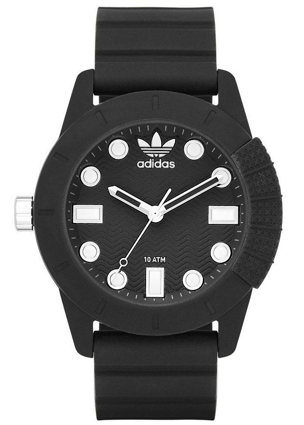 adidas Originals Quarzuhr »ADH-1969, ADH3101« in schwarz