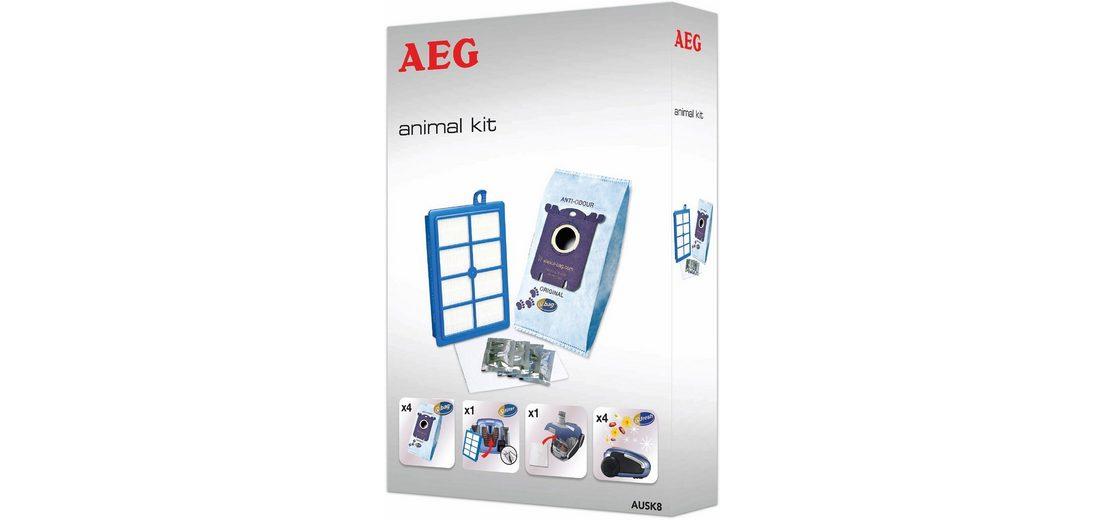 AEG Staubbeutel Vorteil-Set AUSK8