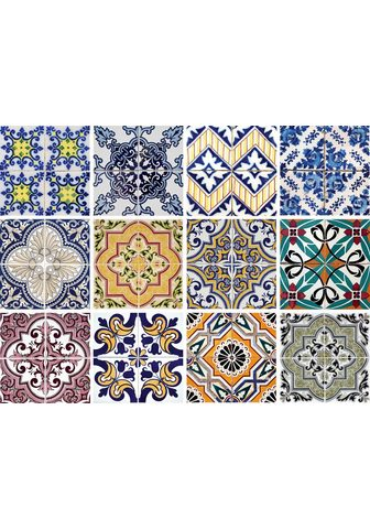 HOME AFFAIRE Flisinis tapetas »Ornamente«