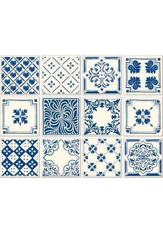 HOME AFFAIRE Flisinis tapetas »Retro Ornamente«