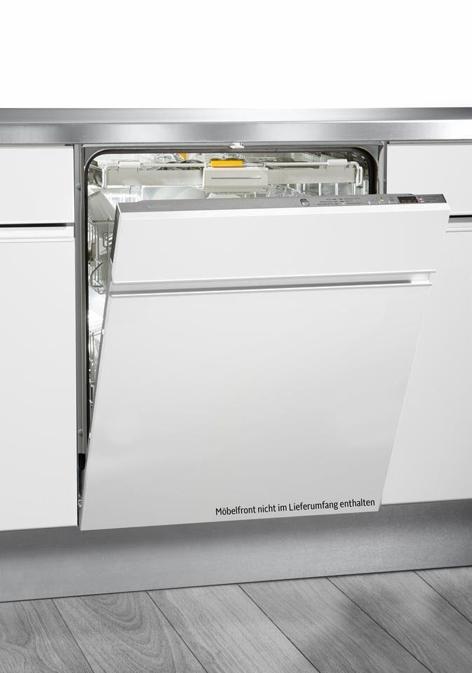 Miele vollintegrierbarer Einbau-Geschirrspüler G 6260 SCVI, A+++, 9,7 Liter, 14 Maßgedecke