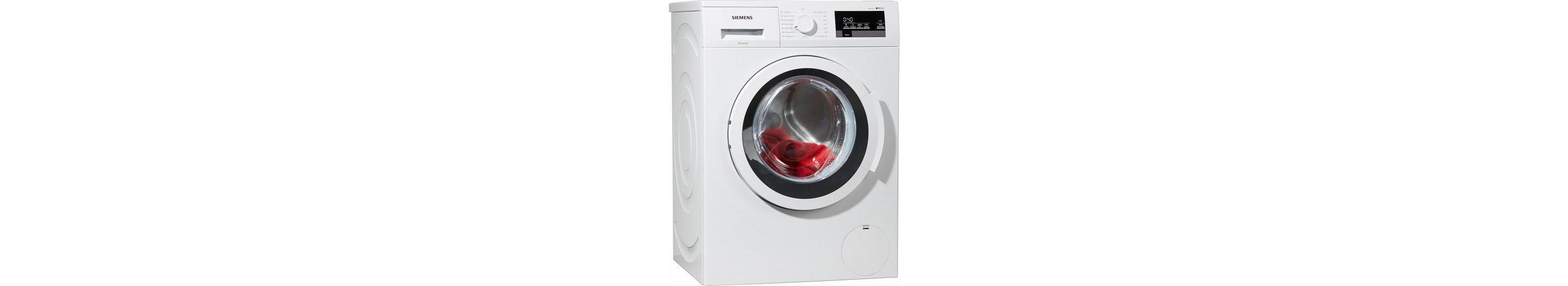 SIEMENS Waschmaschine WM14T3S30, A+++, 8 kg, 1400 U/Min