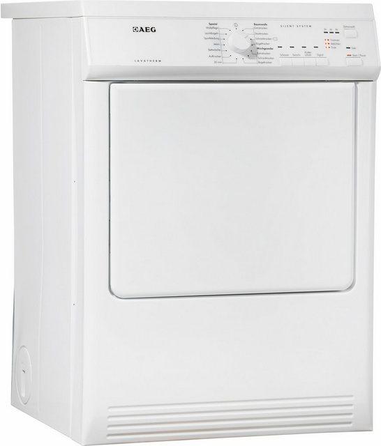 AEG Ablufttrockner LAVATHERM T65170AV, 7 kg | Bad > Waschmaschinen und Trockner > Ablufttrockner | AEG
