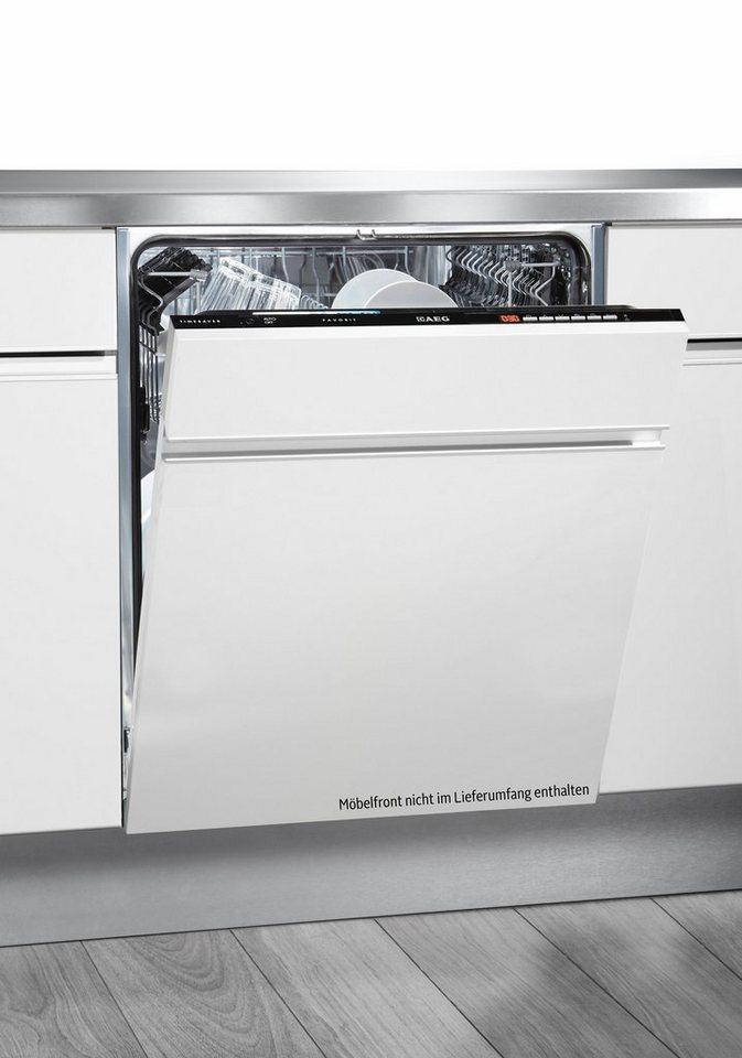 AEG VollintegrierbarerEinbaugeschirrspüler FAVORIT  ~ Geschirrspülmaschine Otto