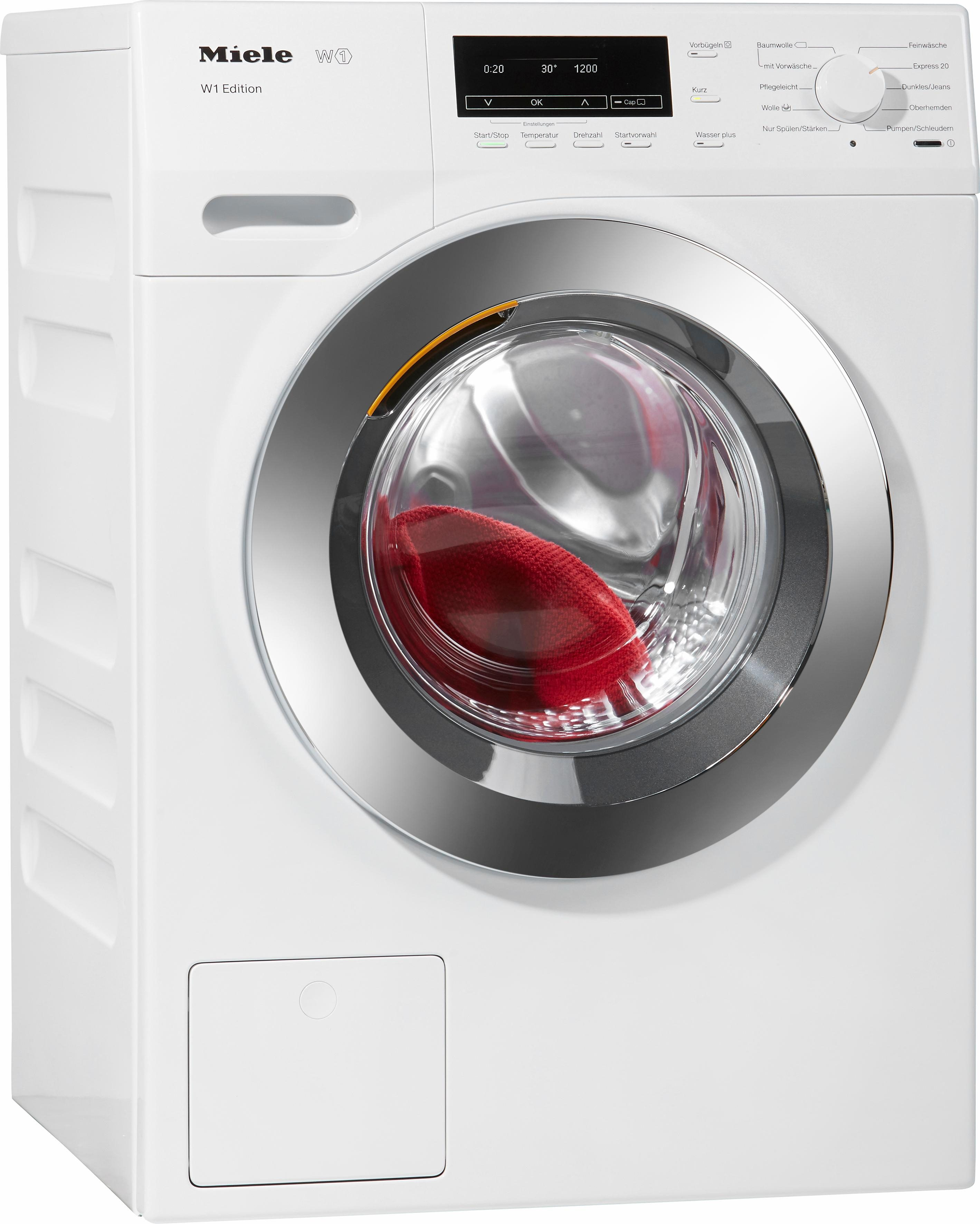 MIELE Waschmaschine W1 Edition WKD 130 WPS, A+++, 8 kg, 1600 U/Min
