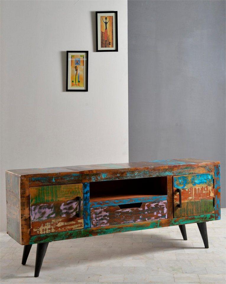 sit lowboard miami 140 cm breit online kaufen otto. Black Bedroom Furniture Sets. Home Design Ideas