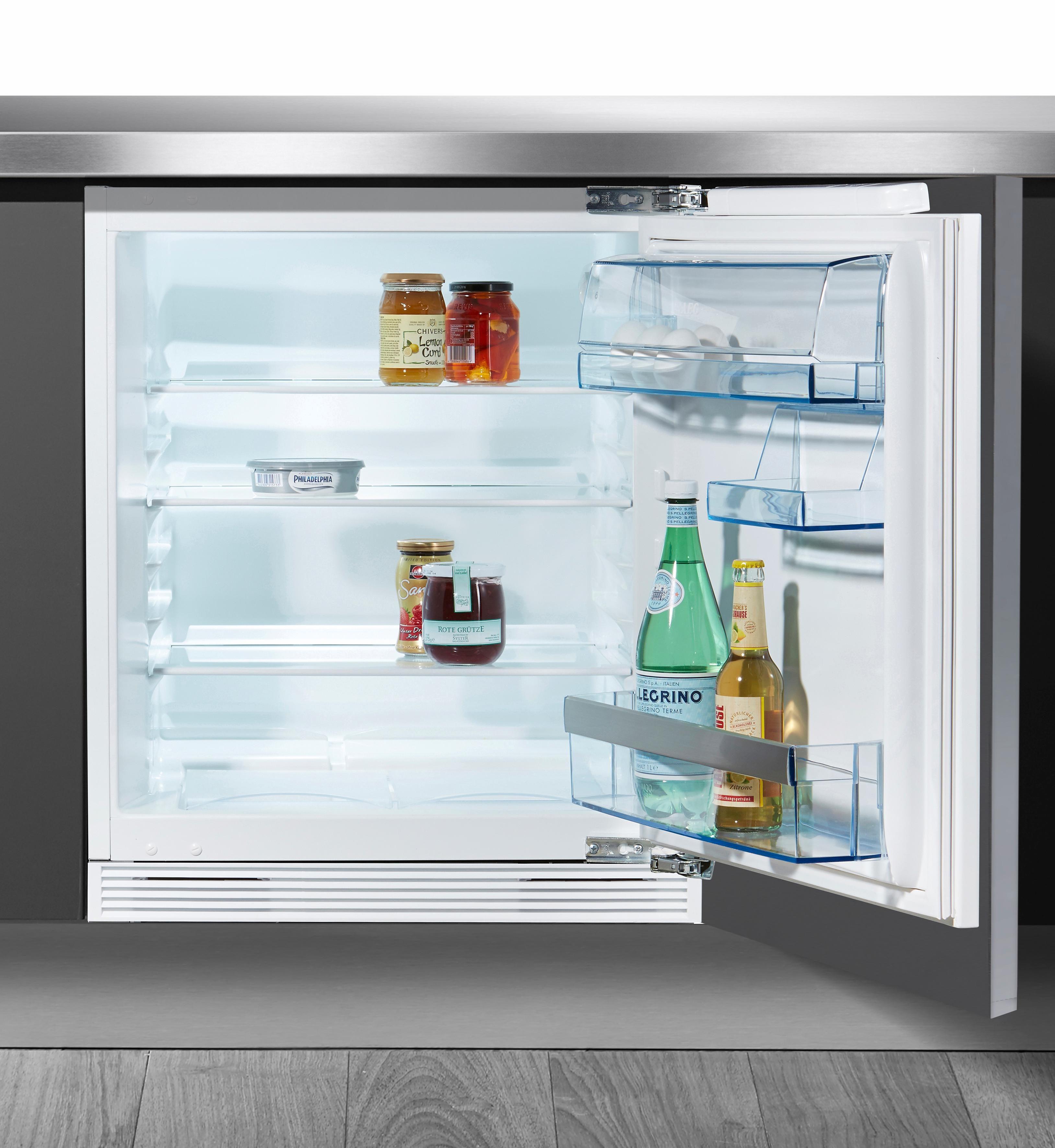 AEG Unterbau Kühlschrank integrierbar SANTO / SKS58200F0, Energieklasse A+