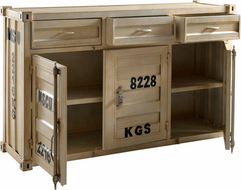 sit sideboard highcube 140 cm breit kaufen otto. Black Bedroom Furniture Sets. Home Design Ideas
