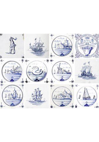HOME AFFAIRE Flisinis tapetas »maritim«
