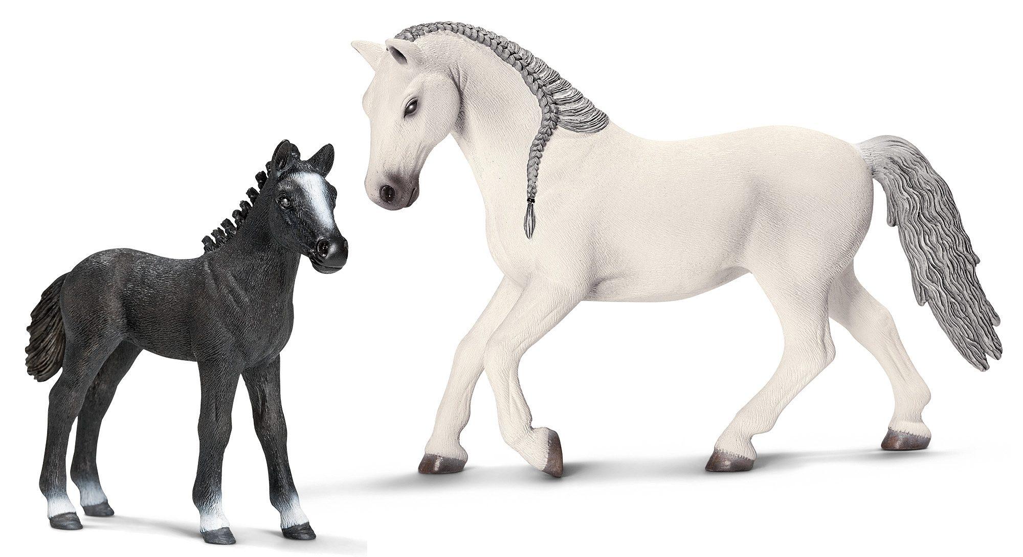Schleich® Spielfigurenset 2-tlg., »Horse Club - Lipizzaner«