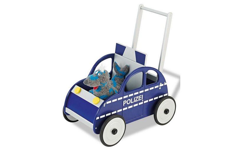 Pinolino Lauflernwagen, »Polizeiauto Rene«
