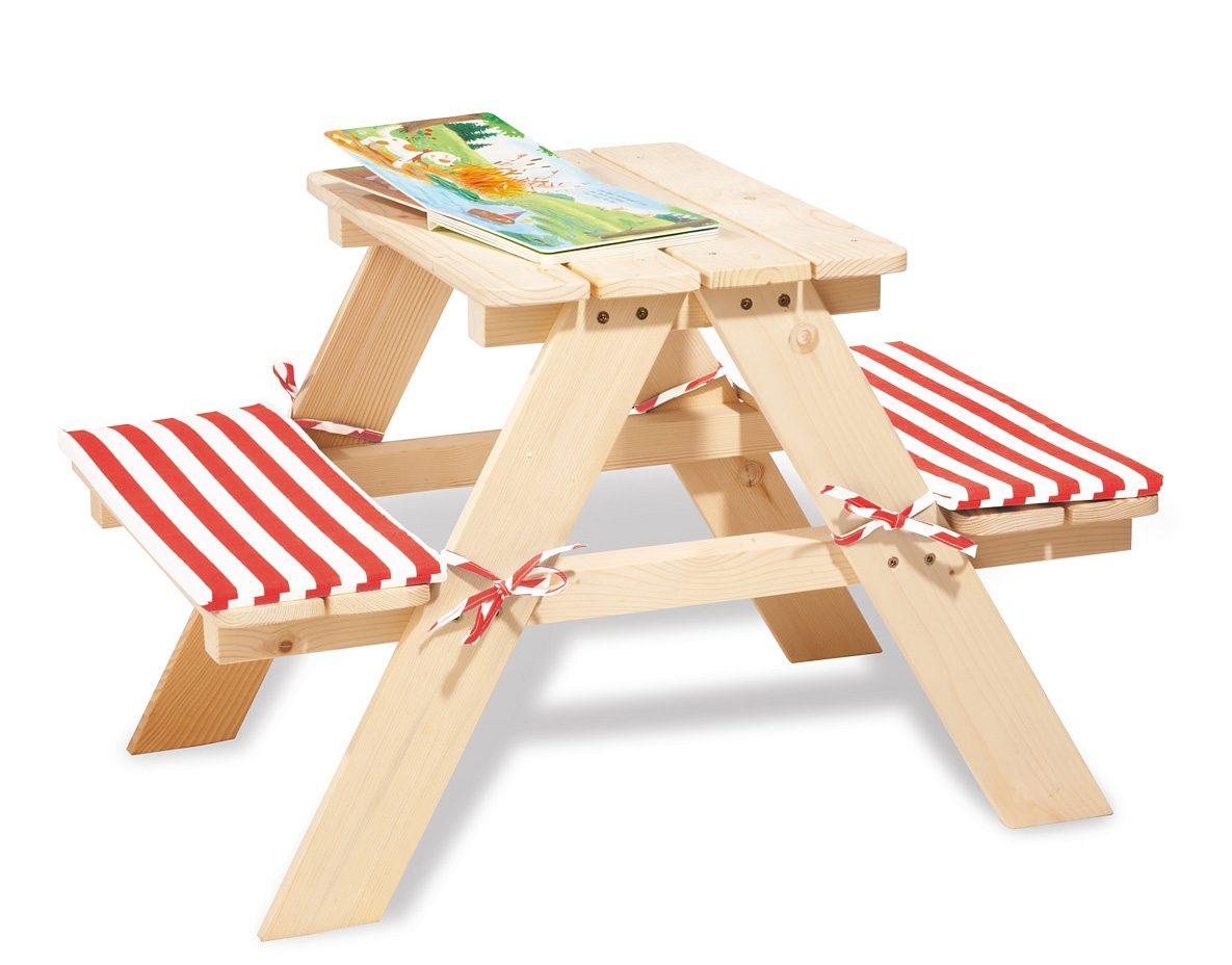Pinolino Sitzauflagen-Set für Kinder Sitzgarnitur, »Nicki« (2tlg.)