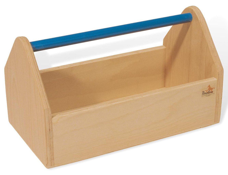 Pinolino Werkzeugkiste aus Holz