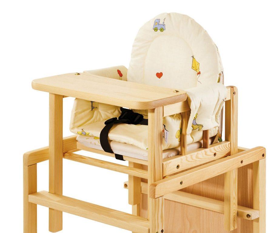 Pinolino Sitzverkleinerer für Kinderhochstuhl, »Spielzeug-Motiv«