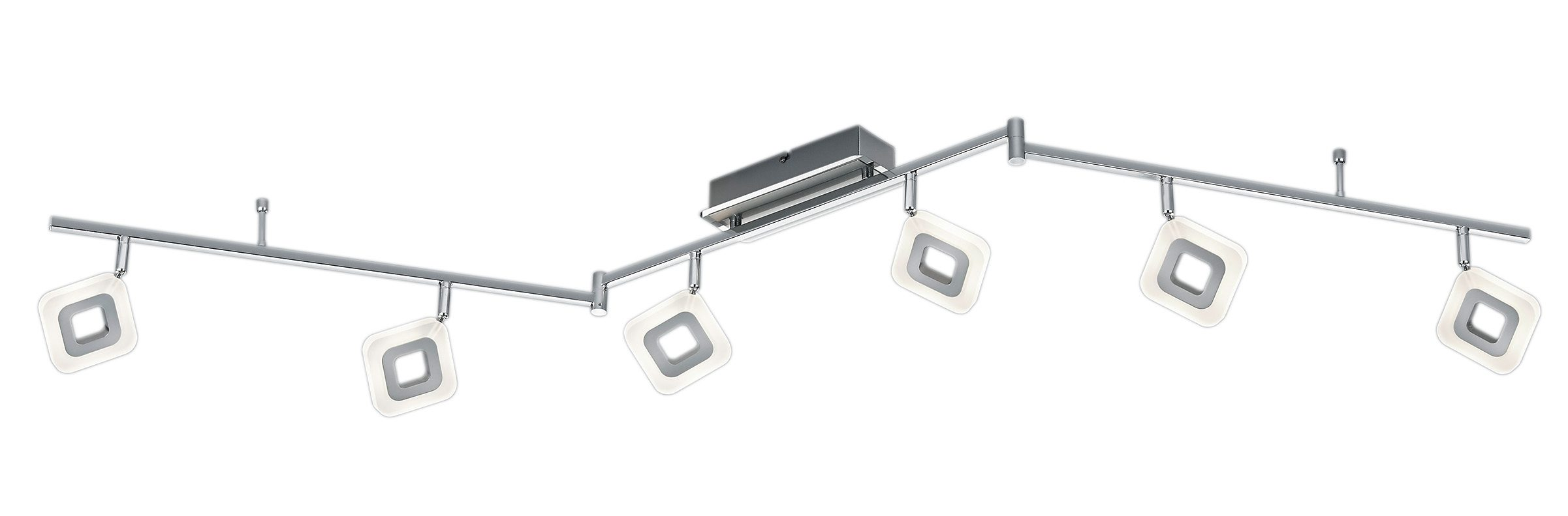 Trio LED-Deckenleuchte, 6 flg., »PARADOX«