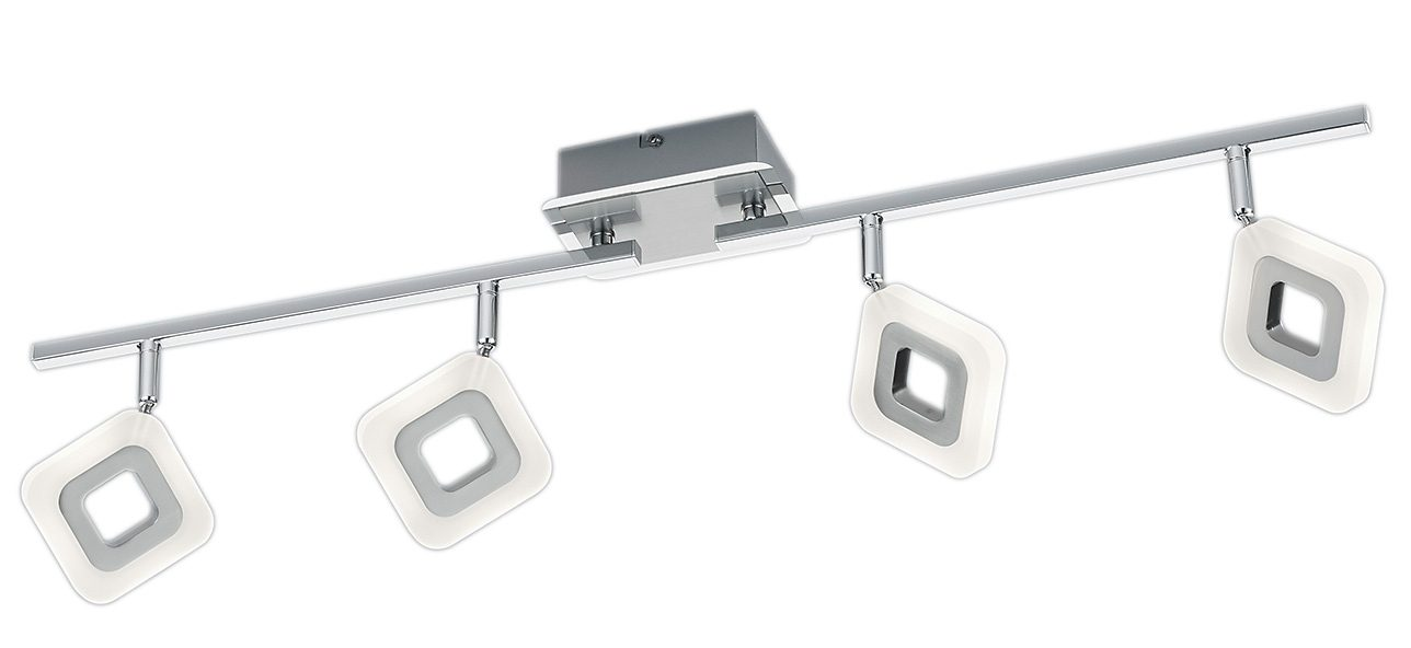 Trio LED-Deckenleuchte, 4 flg., »PARADOX«