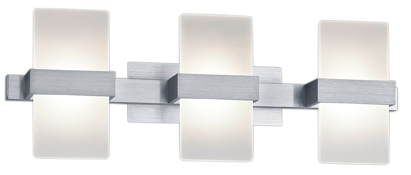 Trio LED-Wandleuchte, 3 flg., »PLATON«