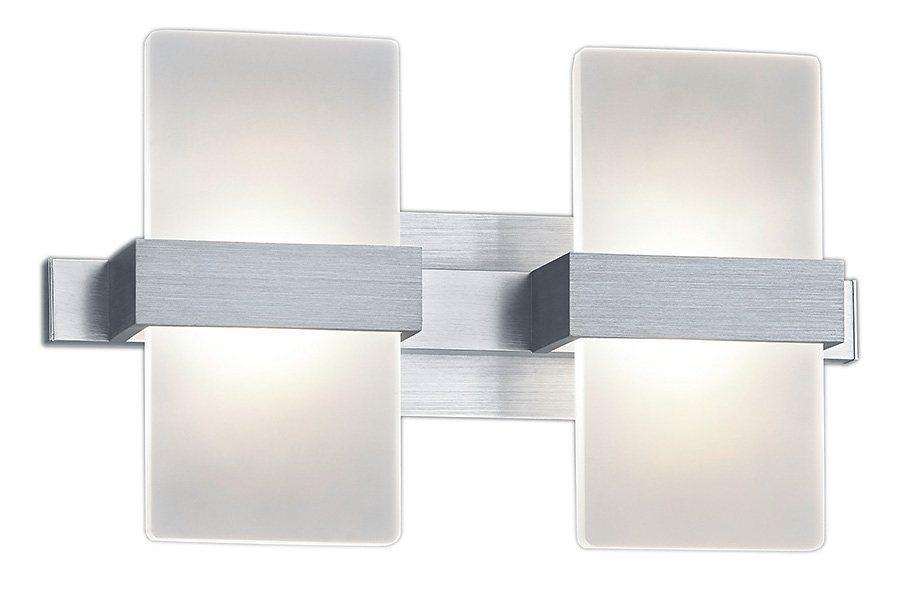 TRIO Leuchten LED Wandleuchte »PLATON«, 2-flammig   OTTO