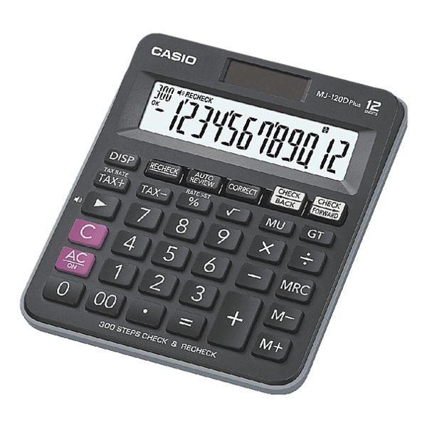 CASIO Tischrechner »MJ-120DPLUS«