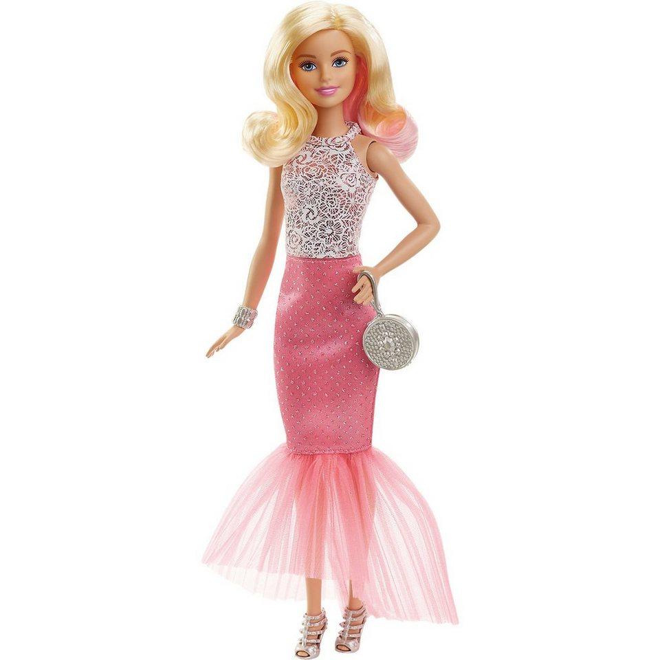 Mattel Pink & Fabulous Barbie
