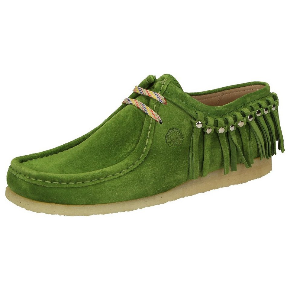 Grashopper Mokassin »Grashopper-D-OG-VL« in grün