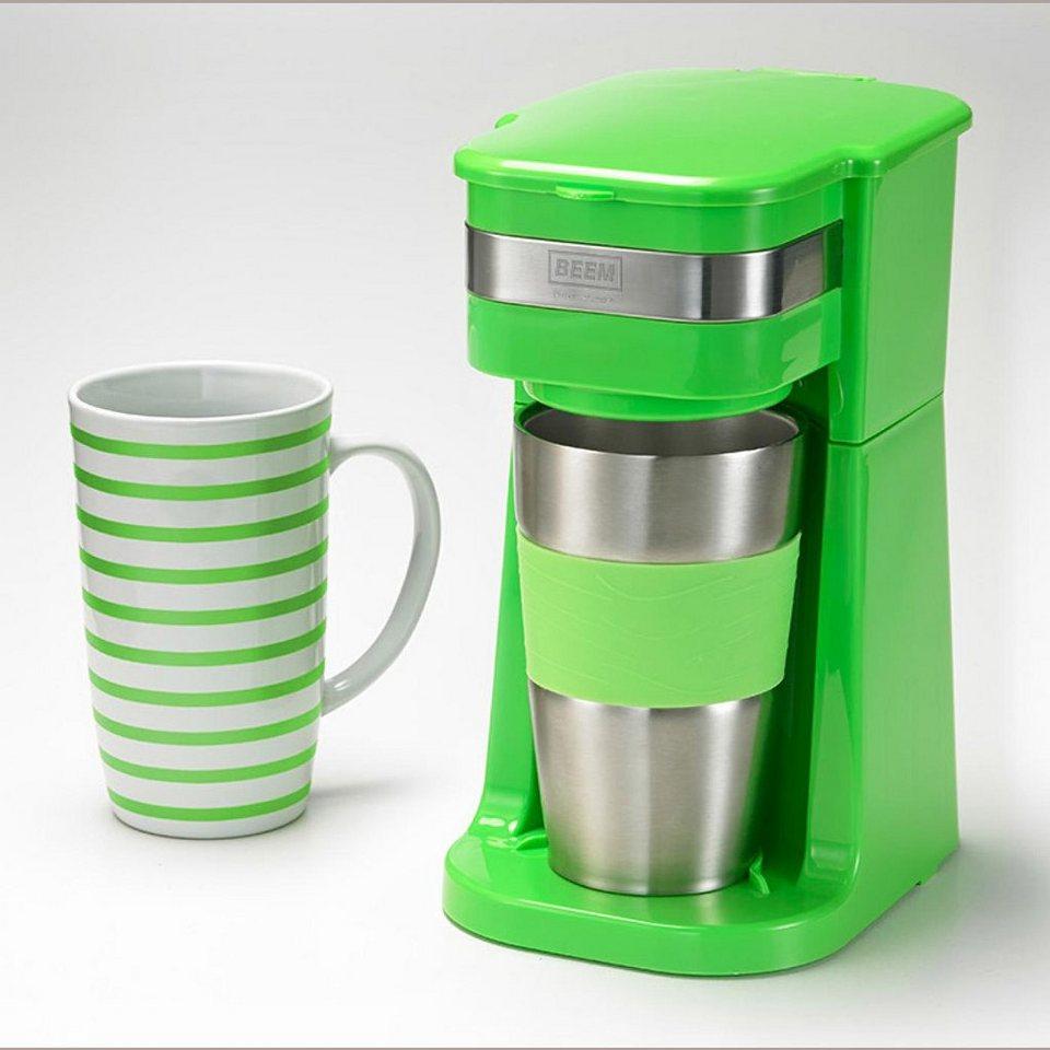 beem kaffeemaschine caf boxx gr n online kaufen otto. Black Bedroom Furniture Sets. Home Design Ideas