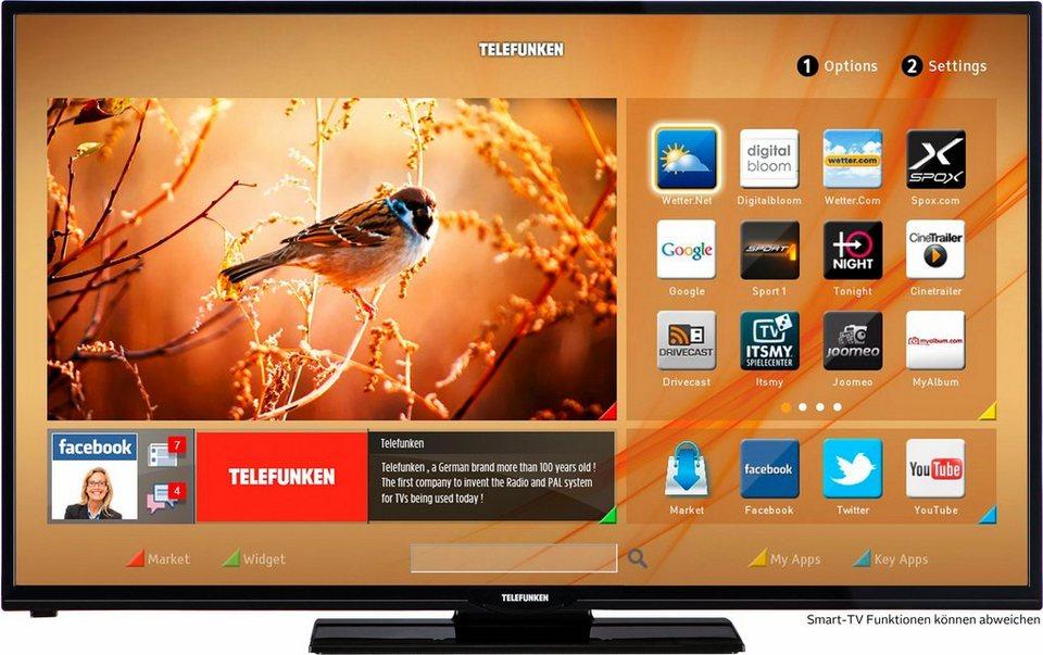 Telefunken D50f275n3cw Led Fernseher 127 Cm 50 Zoll