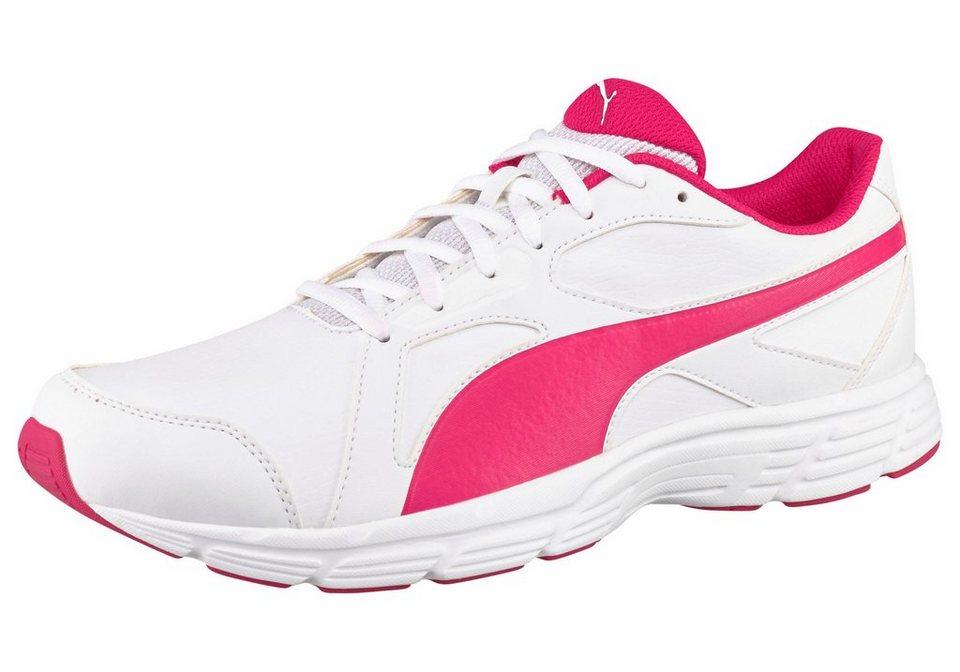 PUMA Axis v4 SL Fitnessschuh in Weiß-Pink
