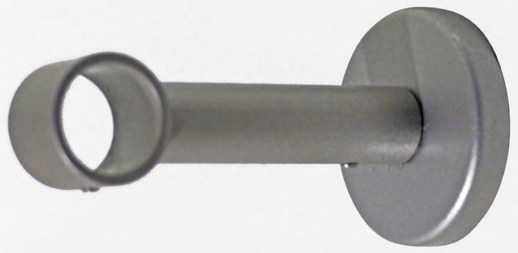 Träger, Indeko, geschlossen 1 läufig, ø 20 mm für Vorhangstangen (1 Stück) in sterlingsilber
